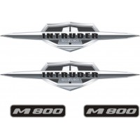 Стикери за SUZUKI M 800 Intruder модел 26511