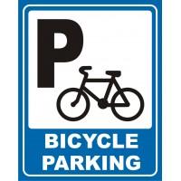Табела или стикер Паркинг за Велосипеди модел 24307