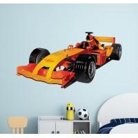Стикери за детска стая Формула модел 20157