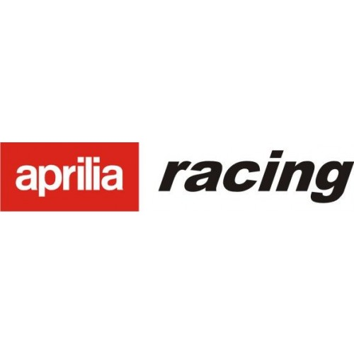 20506 Стикер Aprilia Racing