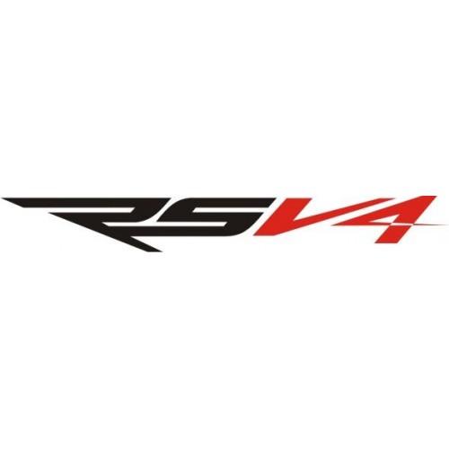 20512 Стикер Aprilia RSV4