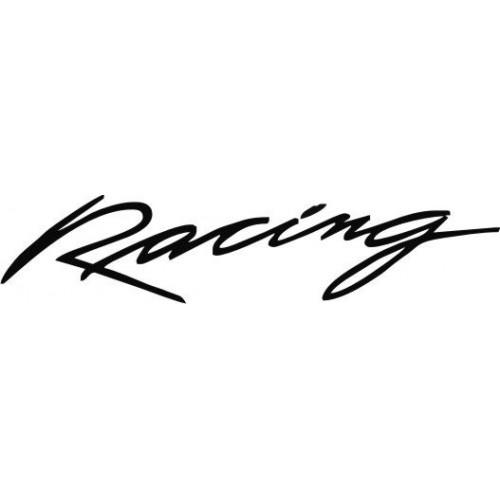 20508 Стикер Aprilia Racing 2