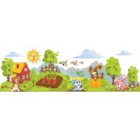 Стикери за детска стая  Модел 20069 ферма