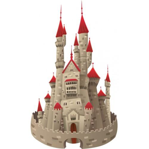 Стикери за детска стая  Замък Модел 20151