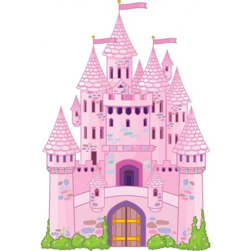 Стикери за детска стая  Замък Модел 20154