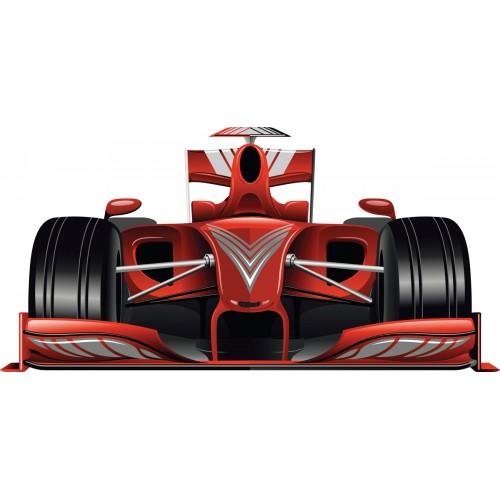 Стикери за детска стая Формула Модел 20163