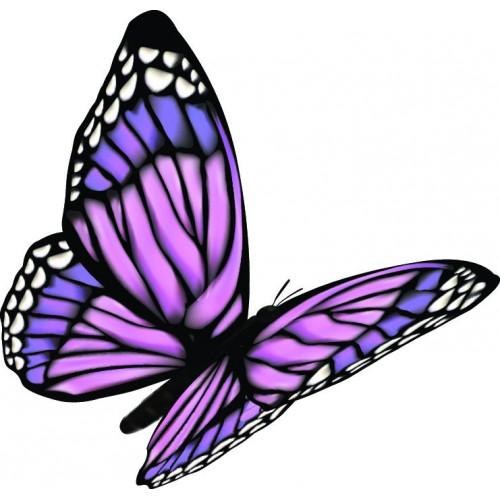 Стикер Пеперуда  Модел 20515