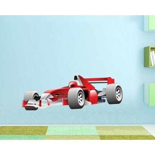 Стикери за детска стая формула модел 20002