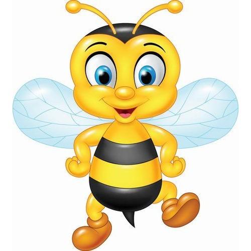 Стикери за детска стая Пчеличка Модел 20033