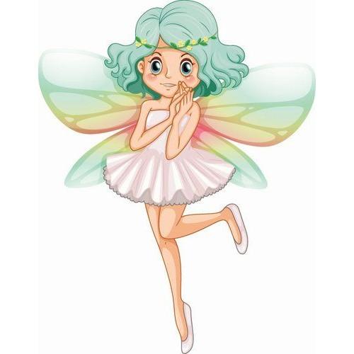 Стикери за детска пеперудена Фея  20121