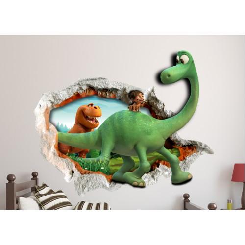 Стикери за стена на детска стая 3D  Модел 20604