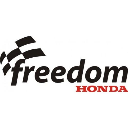 20636 Стикер HONDA freedom