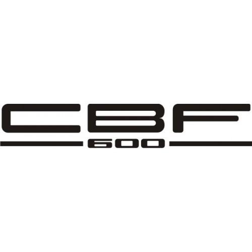 20648 Стикер HONDA cbf_600