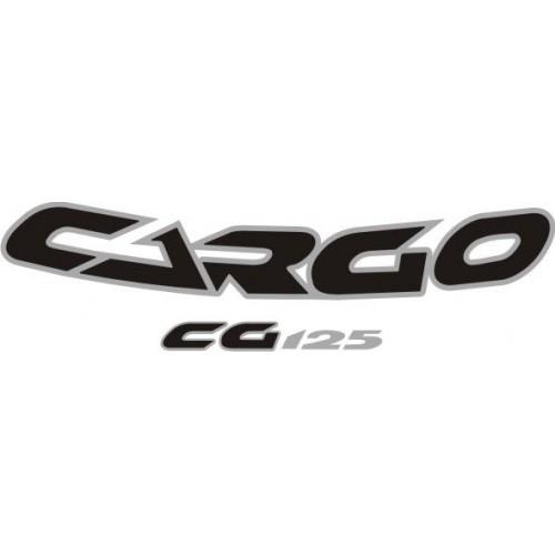 20654 Стикер HONDA CG cargo 125