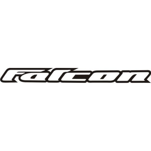 20663 Стикер HONDA FALCON