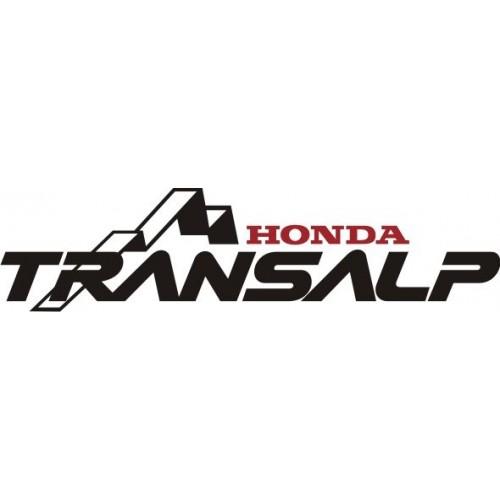 Стикер HONDA transalp модел 20716