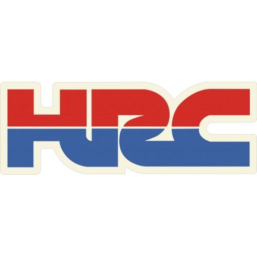 Стикер HONDA HRC модел 20718