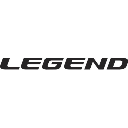 20748 Стикер HONDA legend