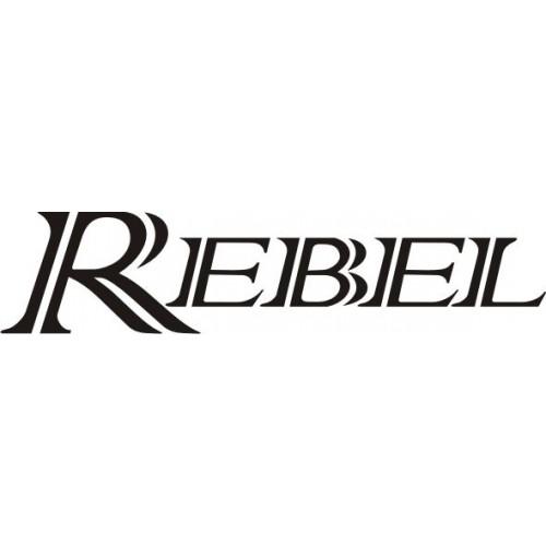 20756 Стикер HONDA  Rebel-2