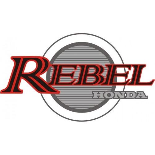 20757 Стикер HONDA  Rebel 250-1984