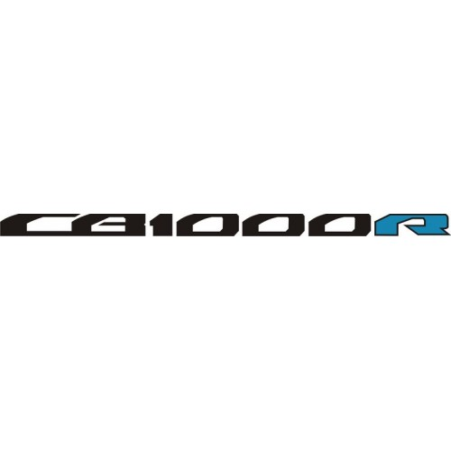 20764 Стикер HONDA  CB 1000 R 2008-2011