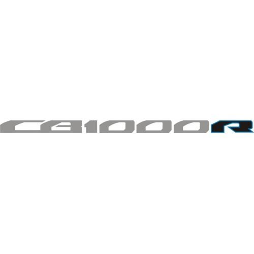 20767 Стикер HONDA  CB 1000 R 2008-2011 Silver
