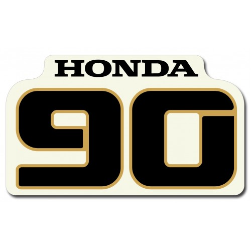 Стикер HONDA  90 модел 20781