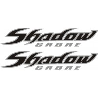Стикер HONDA VT Shadow sabre модел 22251