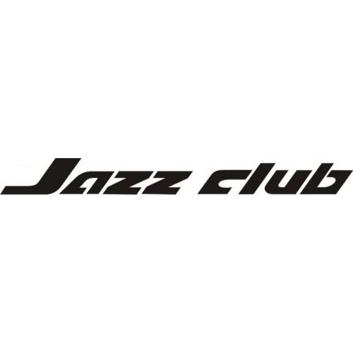 Стикер HONDA Jazz модел 20674