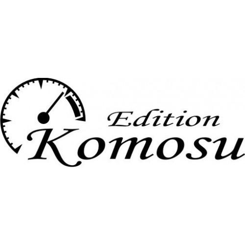 20675 Стикер HONDA Komosu Edition