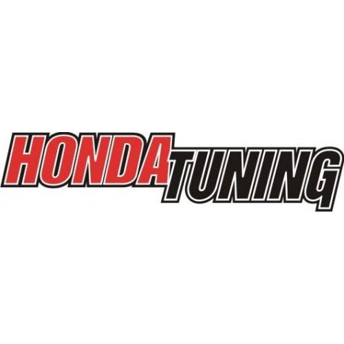 20694 Стикер HONDA Tuning