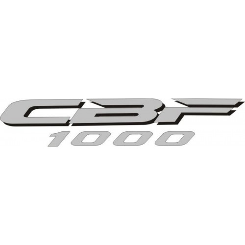 20615 Стикер HONDA  CBF 1000 - 2 цвята