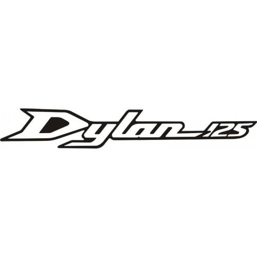 20661 Стикер HONDA dylan125