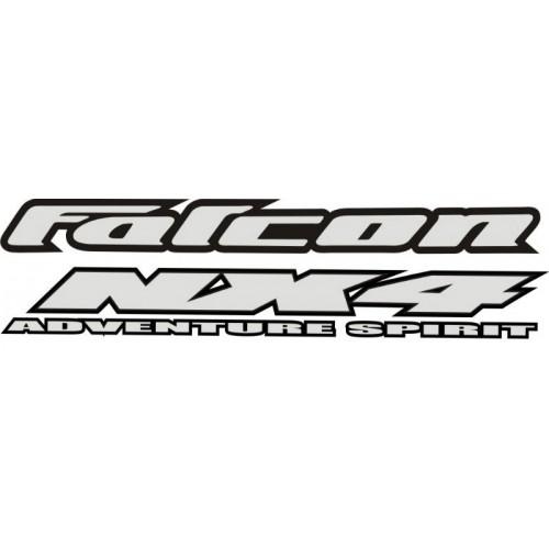 20662 Стикер HONDA FALCON NX4