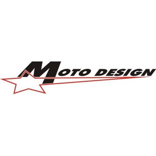 20676 Стикер HONDA moto design