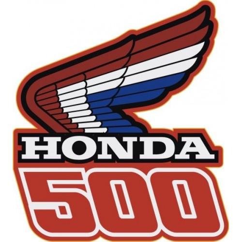 20643 Стикер HONDA 500