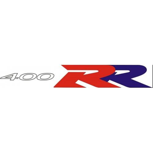 20649 Стикер HONDA CRB 400 RR