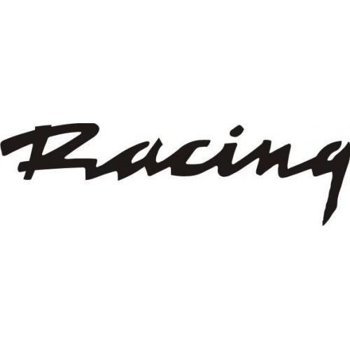 20732 Стикер HONDA racing