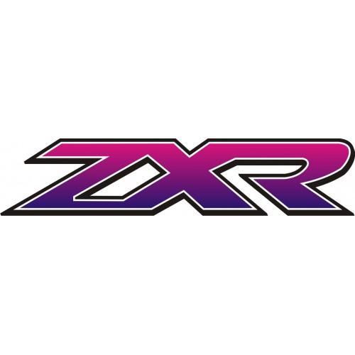 Стикер Kawasaki ZXR пълноцветен модел 21682