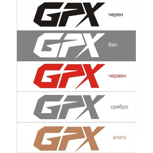 Стикер KAWASAKI GPX  модел 21635