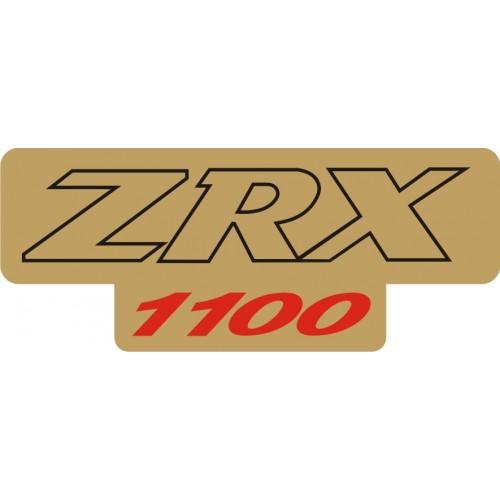 Стикер KAWASAKI ZRX 1100 модел 21670