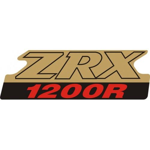 Стикер KAWASAKI ZRX 1200 R модел 21671