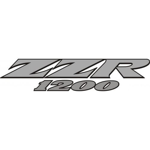 Стикер KAWASAKI ZZR 1200  модел 21695