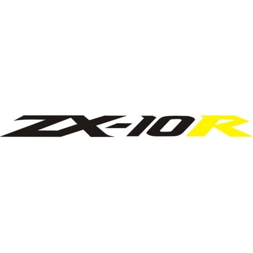Стикер KAWASAKI  ZX-10R модел 21710