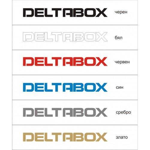 Стикер YAMAHA deltabox FZR  модел 21345