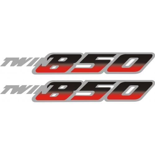 Стикер YAMAHA TDM - twin 850  модел 21416