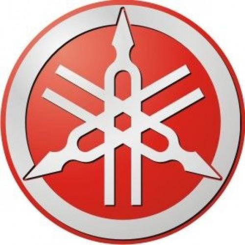 Стикер YAMAHA емблема full colors модел 21303