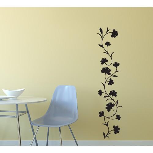 Стикер  за стена модел 31009 цвете
