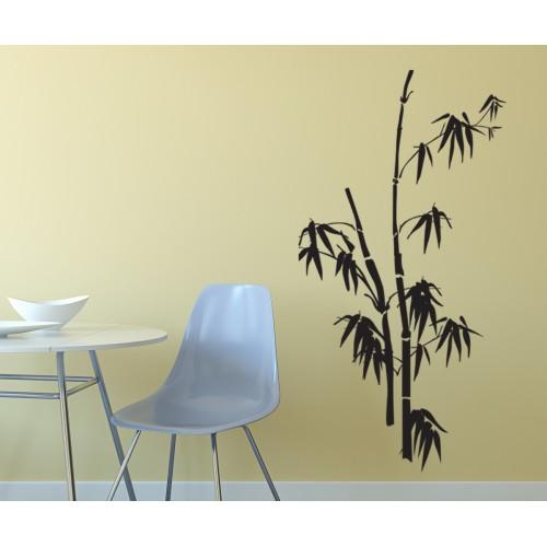 Стикер  за стена модел 31013 бамбук