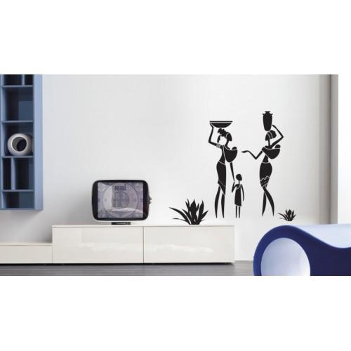 Стикер  за стена модел 31015 африка